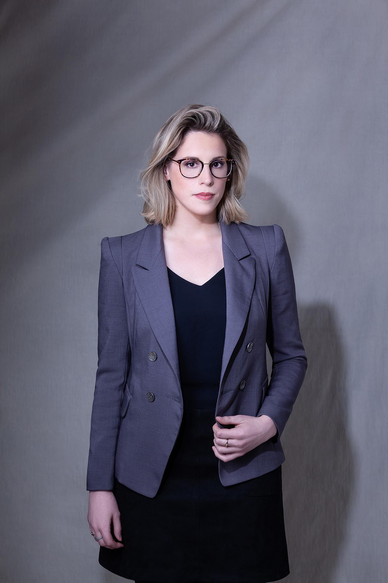 Alexandra Morin, Avocate
